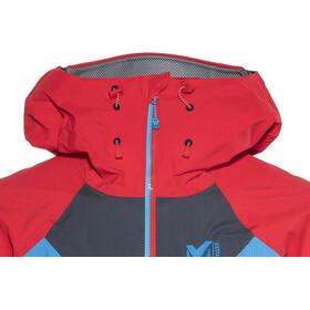 Millet Trilogy V Icon Dual GTX - Veste Homme - rouge/bleu